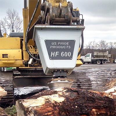 HF 600 Log Splitter